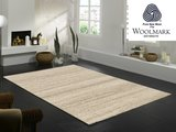 Wollen design vloerkleden Wool Plus 469 Natur_
