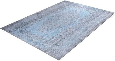 Novum vloerkleed 97464 Blauw