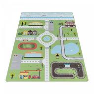 Kinderkamer-vloerkleed-Kiddy-groen-2902