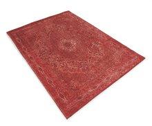 Tabriz-vloerkleed-Rood