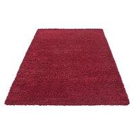 Rood-hoogpolig-vloerkleed-Fair-4000-AY-Rood