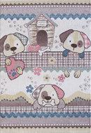 Kinder-vloerkleden-en-tapijten-Bisa-Kids-4603-Creme
